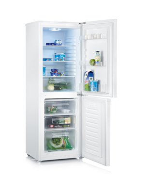 Severin KS 9784 Combi Frigorífico, 139 L / 70 L, Blanco: Amazon.es ...
