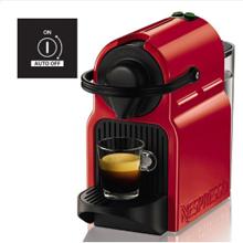 Nespresso Krups Inissia XN1001 - Cafetera monodosis de cápsulas Nespresso, 19 bares, apagado automático, color blanco