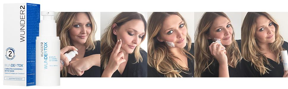 detox face mask skin skincare perfect skin cleansing