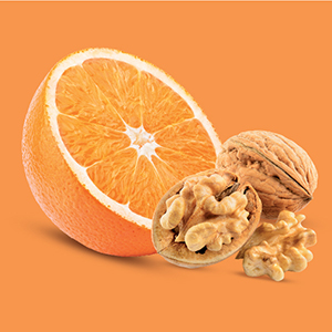 Lakme Orange Walnut Gentle On Skin Deep Cleansing Gel Scrub 100 g