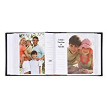 4x6 photo albums pictures family scrapbook genuine leather memories