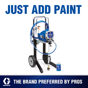 graco, paint, sprayer, house, painting, airless, magnum, x7