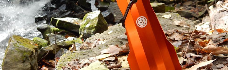UST, Ultimate Survival Technologies, Shovel, Camping, Gardening, Light Shovel, Hand Shovel, Outdoors