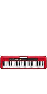 Casio CT-S100 - Teclado de Piano (sin Adaptador de Corriente ...
