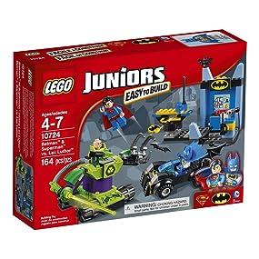 LEGO Batman & Superman vs. Lex Luthor