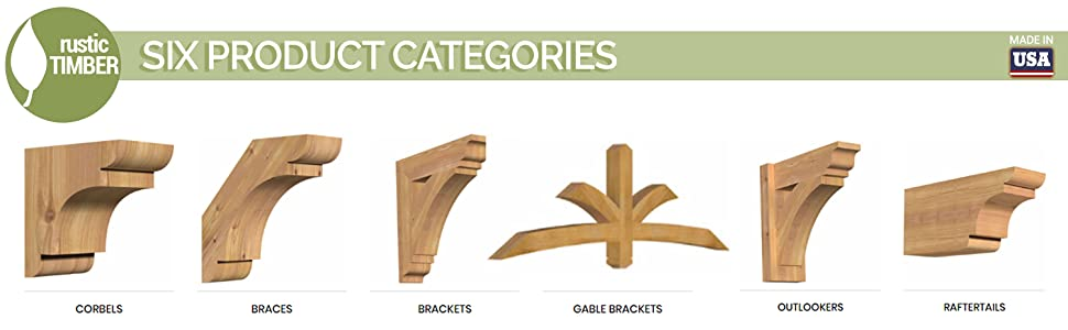 6 categories