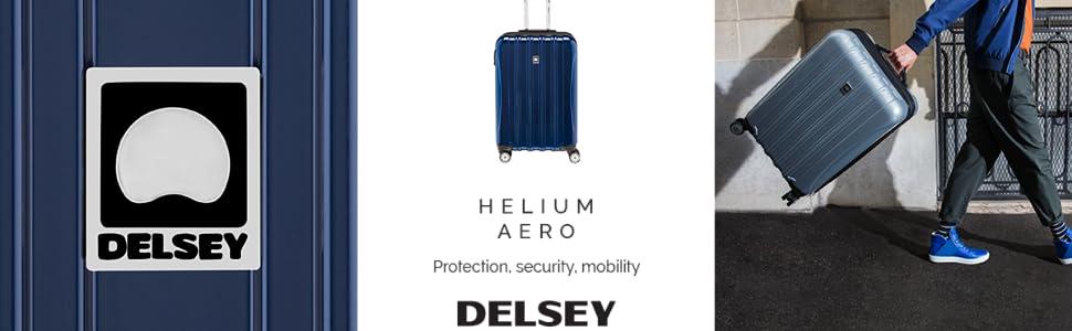 Delsey Aero- Bestselling Hardside Luggage