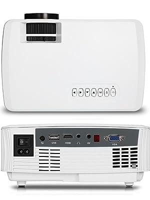 Conexiones disponibles del Seelumen PW100s