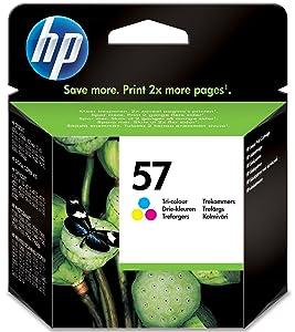 HP, 57 ,Tri-.color ,Original ,Ink ,Cartridge ,C6657AE