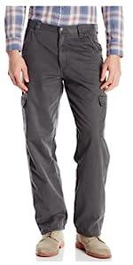 Wrangler Authentics Fleece Lined Cargo Pant