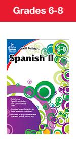 Spanish 2 workbook