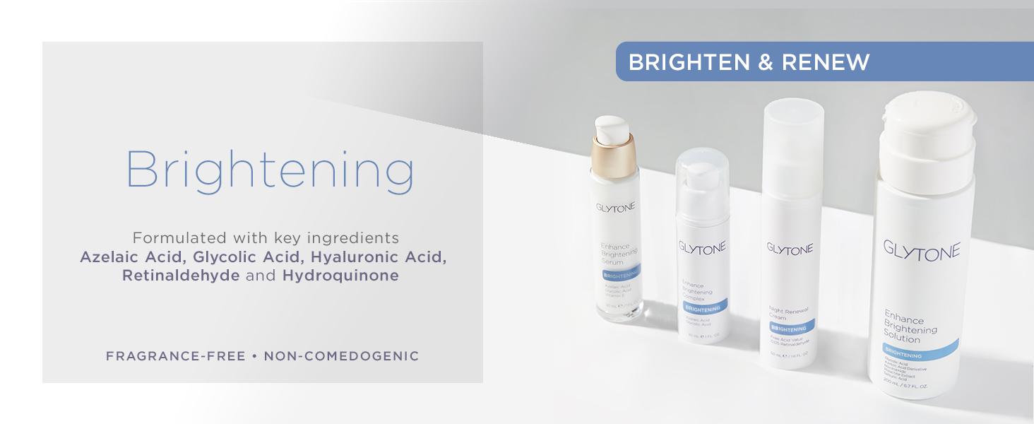 Brightening Glytone Collection