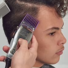attachable combs