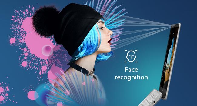 Password-free facial login