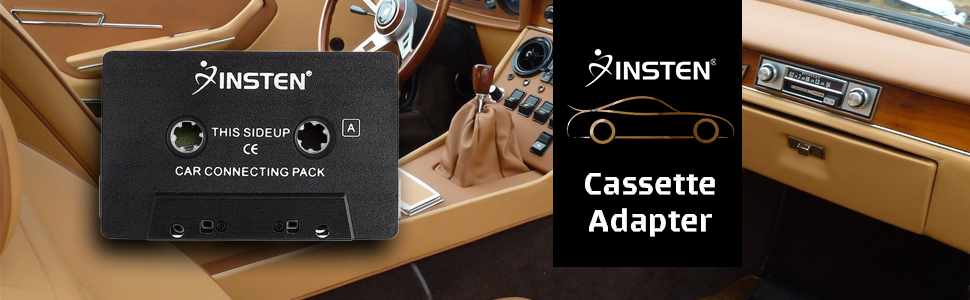 Cassette Adapter for Car