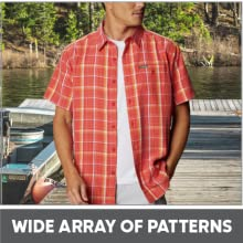 Many patterns to choose from