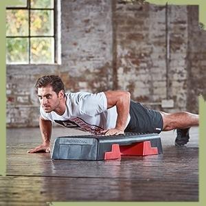 Amazon.com: Reebok Original Aerobic Step: Sports & Outdoors