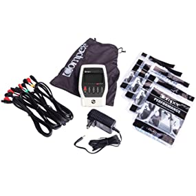 compex performance 2.0 laydown whats in the box