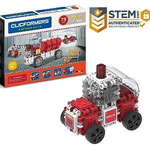 Clicformers Rescue set