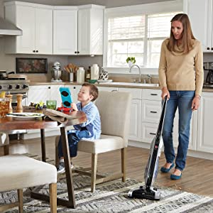 Amazon Com Hoover Linx Cordless Stick Vacuum Cleaner