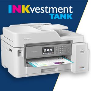 printer; all-in-one; inkjet; MFC-J5845DW; wireless; duplex; mobile; wifi;cloud;high;yield; ink; tank