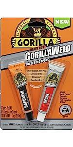 GorillaWeld Two Part Epoxy Adhesive