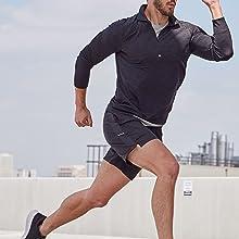 balance collection, mens shorts, mens t-shirts, joggers