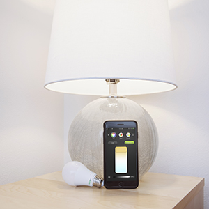 VOCOlinc Bombilla LED inteligente de 6 vatios