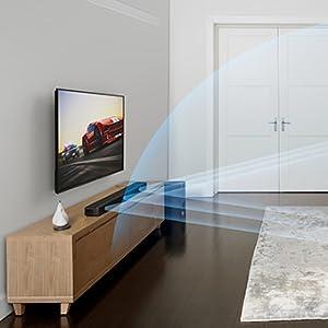 Sony HT-G700 - Barra de Sonido TV 3.1 (Dolby Atmos, DTS:X, subwoofer inalámbrico, Bluetooth, 400 W, óptimo para Experiencia de Cine en casa) Negro: Amazon.es: Electrónica