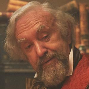 Jonathan Pryce, The Man Who Invented Chrismas DVD, Christmas Gift, John Dickens
