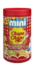 Chupa Chups Best of Mini Tube