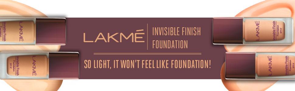 Lakme Invisible-finish-foundation