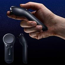 Samsung Gear Virtual Reality Mit Controller Orchid Grau Elektronik
