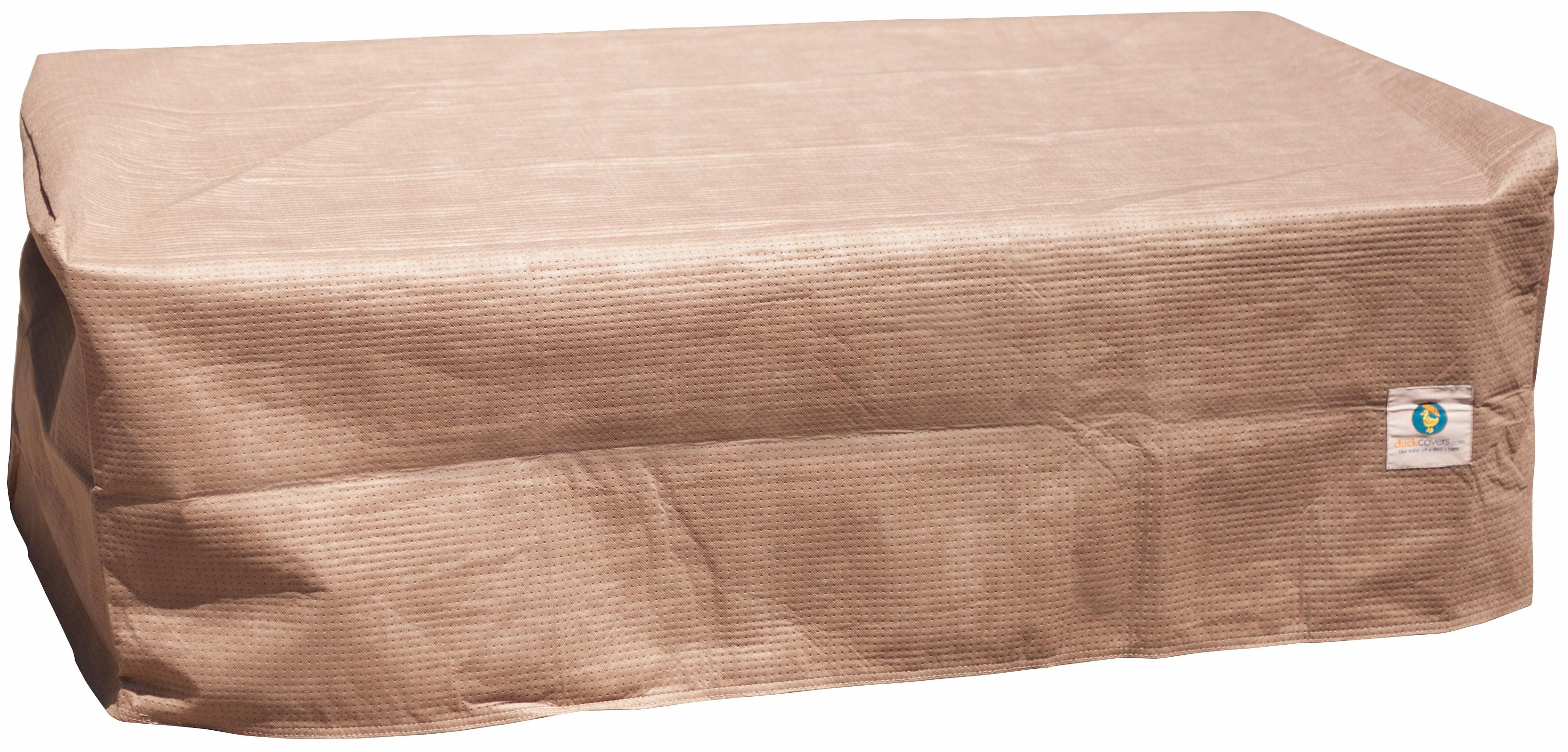 Whats included ottoman or side table cover