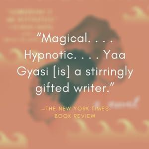 literary fiction;book club book;historical fiction;african american fiction;Yaa Gyasi;