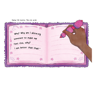 journaling negative feelings