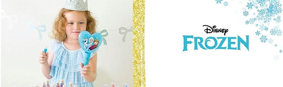 Disney Frozen II Nestler Gro/ße Schult/üte 85cm eckig T/üllverschlu/ß Motiv