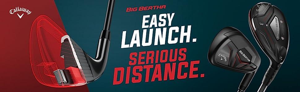 2019 Big Bertha Iron Hybrid