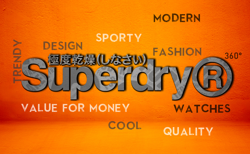 Why Buy Superdry