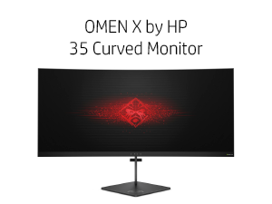 compare monitors display 27 35 x curved size resolution micro-edge ambient lighting nvidia g-sync