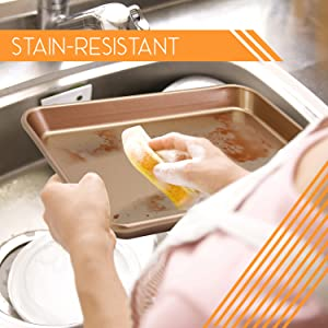 baking sheet;kitchen ware;oven tray;oven tray;kitchencraft pots