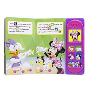 early,learning,year,old,olds,baby,babies,1,0,2,sound,book,books,toy,toys,minnie,mickey,mouse,disney