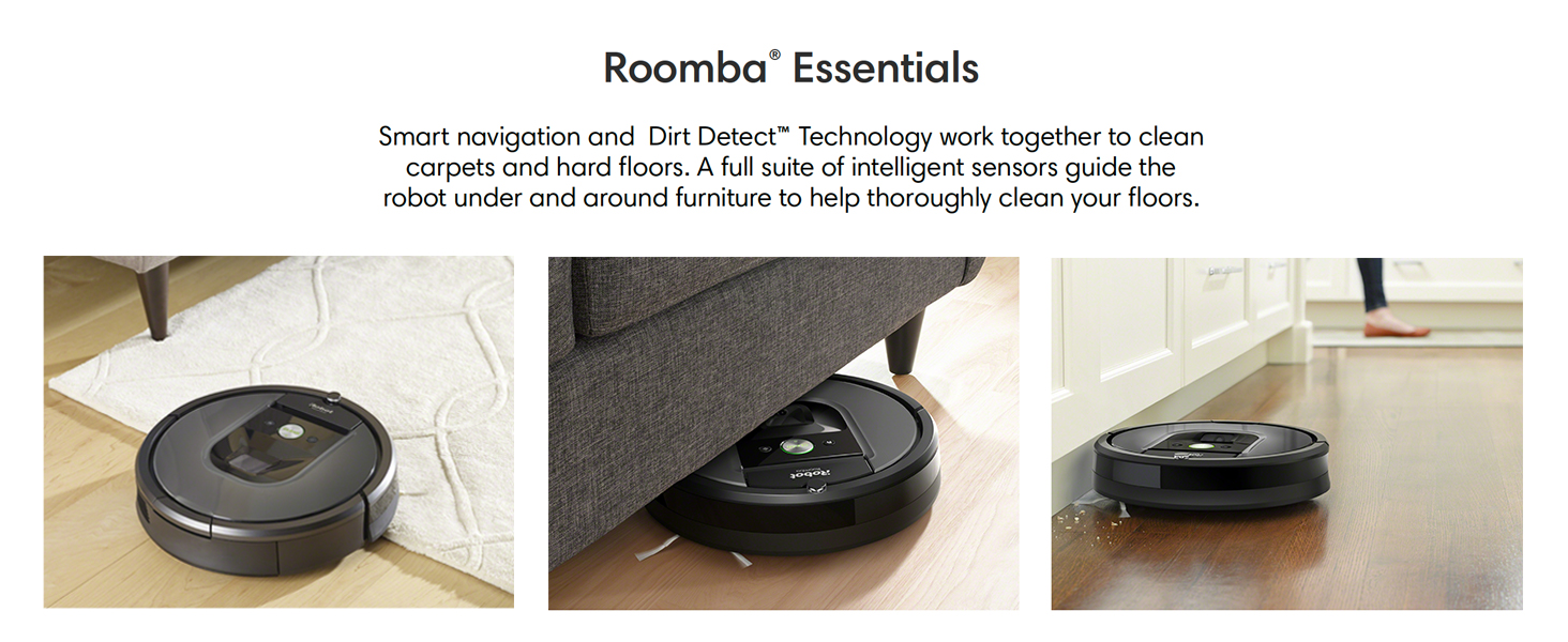 Roomba Essentials