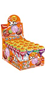 Chupa Chups Lollipop Lolly Treat Sweet Fruit Party Share Bag Halloween Christmas