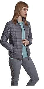 basic down jacket