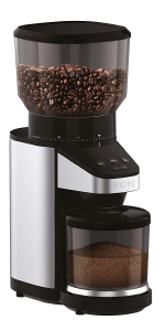 Conical Burr Grinder, coffee grinder, premium grinder, fancy coffee grinder