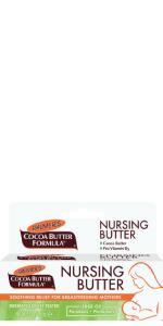Nursing Butter Breastfeeding Mothers Nipples