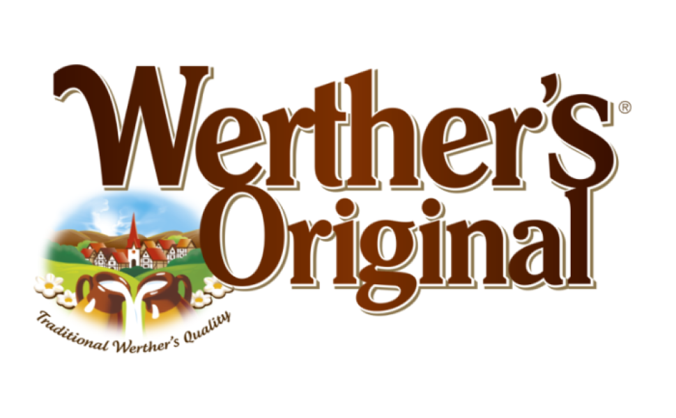 Werther Werthers Werth Orig Origin Original Caramel Caramal Caremel Sweet Lolly Quality Taste Bag
