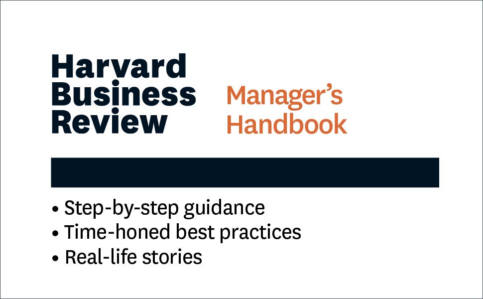 managers, handbook, hbr handbook, harvard business review, managing people, managerial, leader
