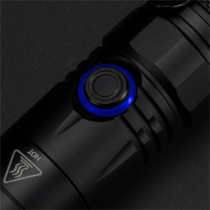 Power indicator NITECORE P12GTS